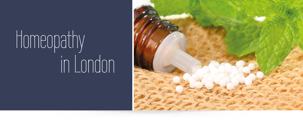 Homeopathy in London